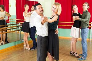 Adult dance classes 1