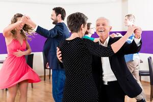 retirement New Jersey dance lessons