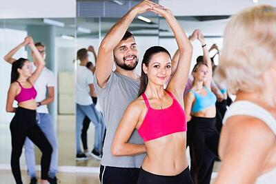 Dancing improves health 2