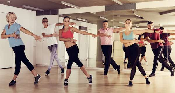 New dance student featured
